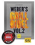 Weber Weber's Grillbibel Vol. Collectix - 2 Adesivi per Barbecue a Forma di Libro
