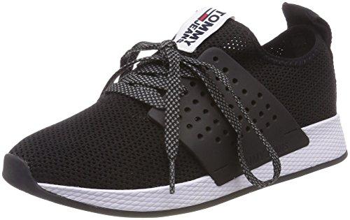 Sneaker PUMA Mega NRGY Knit softfoam Asfalto Nero Tempo Libero Scarpe Da Ginnastica 190371