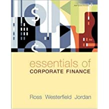 Essentials of Corporate Finance by Stephen A. Ross (2007-09-21)