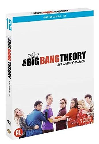 The Big Bang Theory : Saison 12 [DVD] Audio français