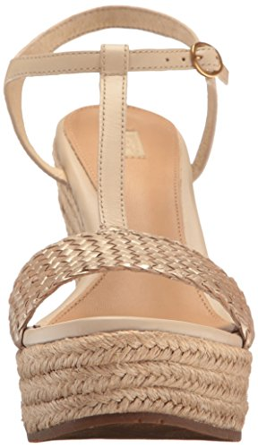 UGG Australia Fitchie 2 1015077, Plateforme Femme Soft Gold