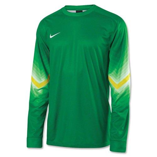 Nike Long Sleeve Top Goleiro Jersey Hyper Grün/Volt/Weiß