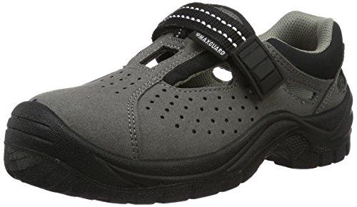Maxguard 900300, Zapatillas y Gorro Unisex Adultos, Negro (Schwarz), 41 EU