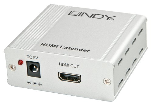 LINDY HDMI Cat.6 Extender System Classic: 1 Port Receiver 40m -