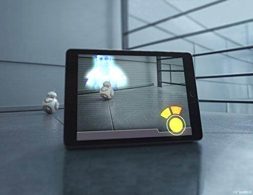 41TcHZ9sISL - Sphero - Robot electrónico droide BB-8 Star Wars (R001ROW)