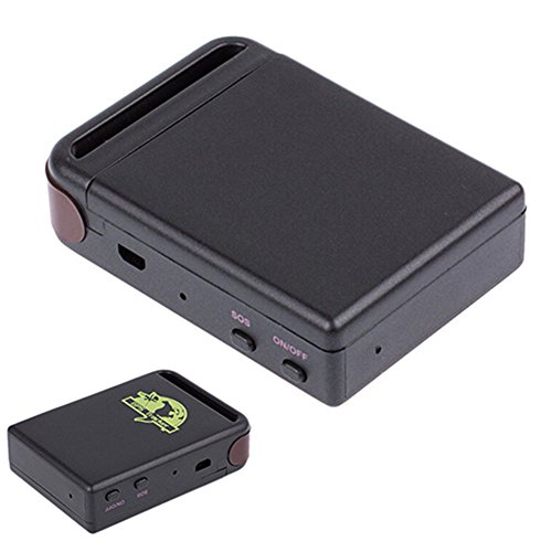 pinkcream Mini Fahrzeug GSM GPRS GPS Tracker oder Auto Fahrzeugortung Locator Gerät TK102B