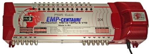 EMP MS13/16-PIU DiSEqC - Commutatore multiplo 13/16, con alimentatore di rete
