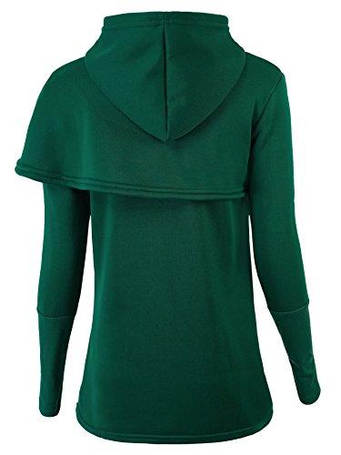 HENCY - Sweat-shirt - Femme green