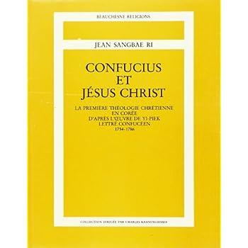 Confucius et Jésus-Christ