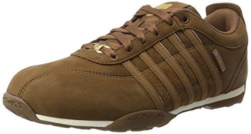 K-Swiss Herren Arvee 1.5 Sneaker, Braun (Partridge/Egret), 43 EU