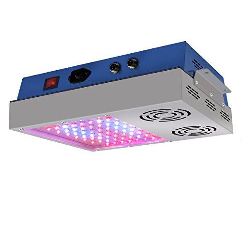 Lumini LED Pflanzenlampe CE Zertifizierung Vollspektrum 4 Programmierbare VEG / BLOOM Kanäle Hydroponics Gewächshaus Led Grow Light Beleuchtung für Indoor Grow (640W)