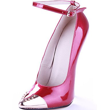 Zormey Frauen Schuhe Sexy Spitze Zehe Stiletto Heelpumpsheel H?he 16 Cm US12 / EU44 / UK10 / CN46