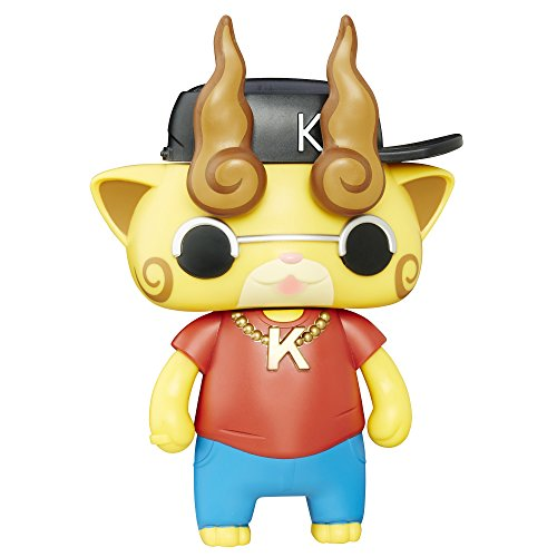 Yo-kai Watch Hip Hop Hero Komajiro Electronic Figure by Yokai