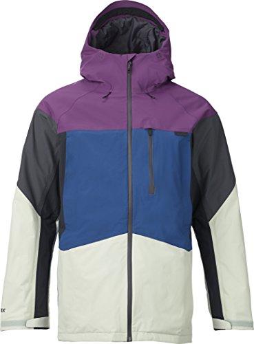 Burton Herren Snowboardjacke MB Radial Jacket, Double Cup Block, M, 14993100947