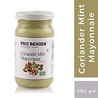 Fric Bergen Coriander Mint Mayonnaise Dip/Sauces - 200Gr, Bottle