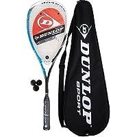 Dunlop C-Max Ultimate Squash Racket + 3 Squash Balls RRP £215