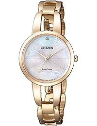 Citizen Damen-Armbanduhr EM0433-87D