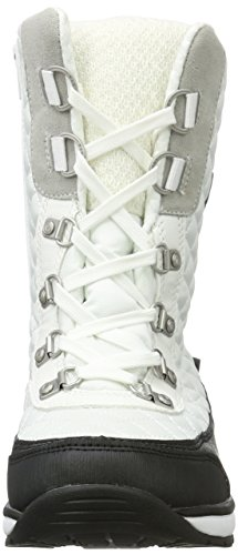 Lutha Lila Scarpe White Natural Sportive Donna Outdoor Bianco rzrnwqPTx