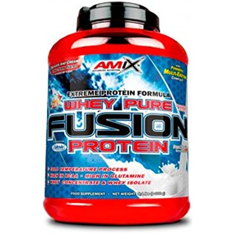 Amix Whey Pure Fusion Nutrition Proteine - 2300 gr