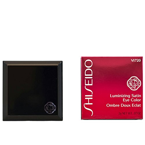Shiseido Augen femme/woman, Luminizing Satin Eye Color Nummer VI720 Ghost, 1er Pack (1 x 2 ml) -