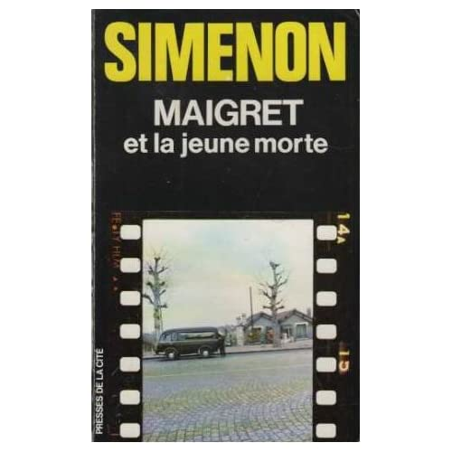 Maigret et la jeune morte : roman