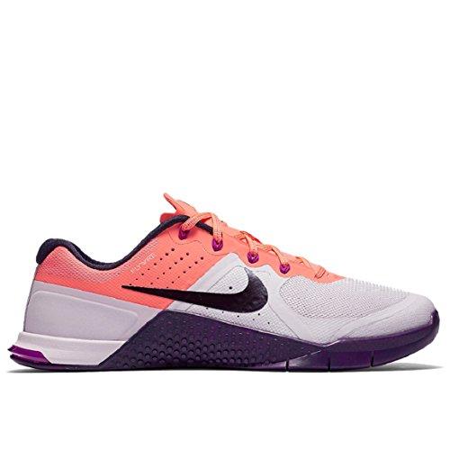 Nike  821913-500,  Damen Turnschuhe Violett