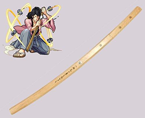 Il Nuovo Mondo Katana Goemon Ishikawa Lupin Cosplay antworten Hohe Qualität cm 104