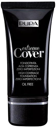 Pupa extreme cover fondotinta nr. 010 alabaster - 30 ml