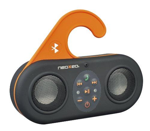 Neoxeo SPK 150 Enceinte portable étanche Bluetooth Noir / Orange