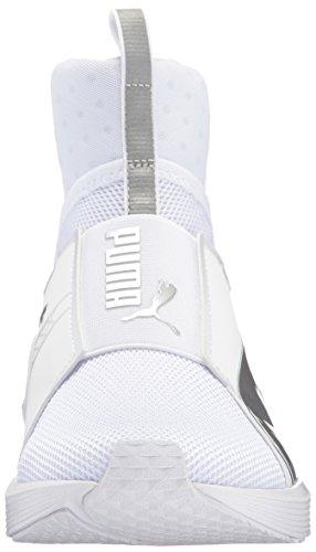 Puma Fierce Core, Scarpe Fitness Donna Puma White-puma Silver