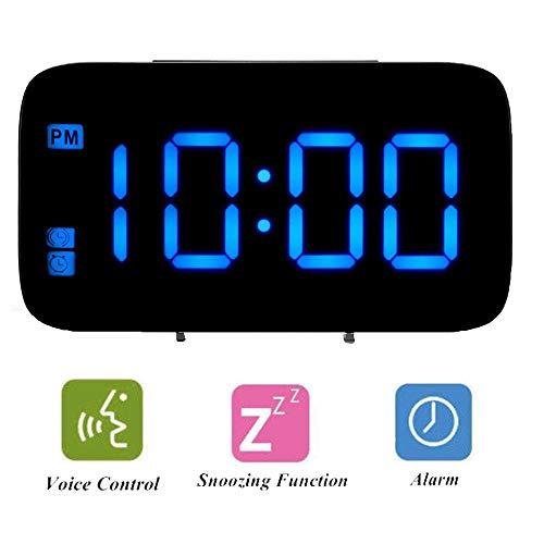 ALLOMN Reloj Despertador