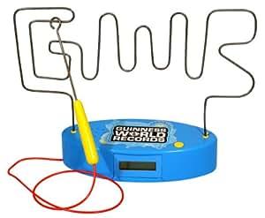 Guinness World Records Buzz Jeu de Fils avec minuterie Automatique: Amazon.fr: Jeux et Jouets