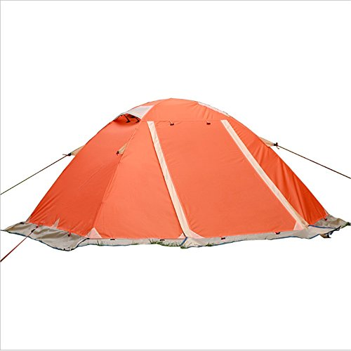Lhr Outdoor Doppel Doppel Aluminium Pole Schnee Rock Zelt Regendicht Winddicht Schnee Camping, Tragbare Campingzelt, Mehrzweckzelte - Octagon Pole