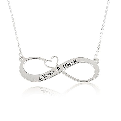 Personalized Necklaces Argent 925 1000 Argent Sterling Na N A
