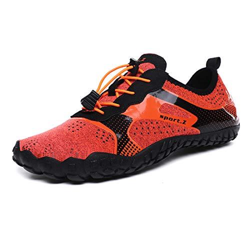 Rabatt Puma Schuhe (Leobtain Wasser Schuhe Mens Frauen Schnelltrocknendes Schwimmbad Aqua Barfuß Aqua Wassersport Surfen Strand Bootfahren Schnorcheln Tauchen See Yoga Schuhe Socken)
