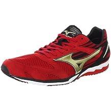Mizuno Wave Ekiden 10 Fibra sintética Zapato para Correr
