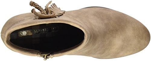 MTNG Originals (MTNGB) - 61377, Stivali Corti Donna Marrone (Suede Taupe) (pelle scamosciata, tortora)