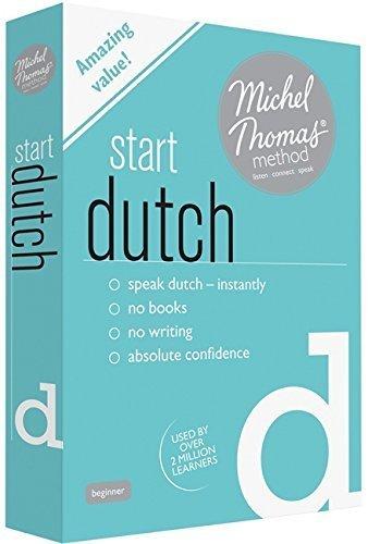 Start Dutch (Learn Dutch with the Michel Thomas Method) by Cobie Adkins-De Jong (2011-05-27)