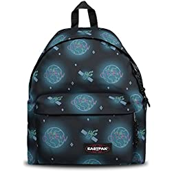 Padded PAK'R Mochila Tipo Casual, 40 cm, 24 Liters, (Neon World)