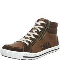 Rieker 38034 Herren Hohe Sneakers