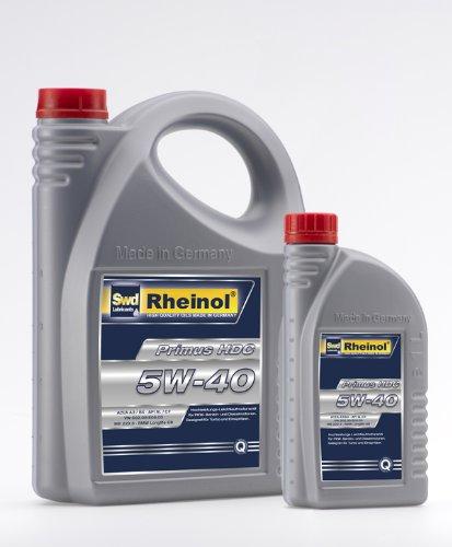 SWD MOTORÖL PRIMUS HDC 5W-40 5 Liter