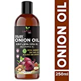 Luxura Sciences Onion Hair Oil 250 ml with 14 Essential Oils
