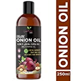 Onion Hair Oil 250 ML with 14 Essential Oils , Onion Seed Hair