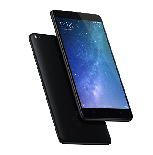 Mi Max 2 (Black, 64 GB)