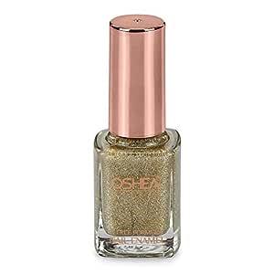 Oshea Colors Nail Polish, 17 Silver Diamond, 10ml