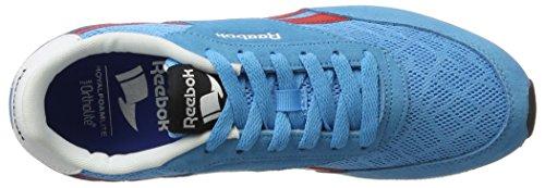 Reebok Herren Bd3418 Trail Runnins Sneakers Mehrfarbig (Blue Beam/primal Red/black/white)
