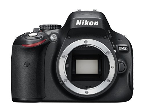 Nikon D5100 Digital SLR Camera Body Only 162MP 3 Inch LCD Certified Refurbished