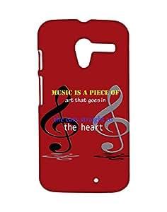 Mobifry Back Case Cover For Motorola Moto X 1St Generation