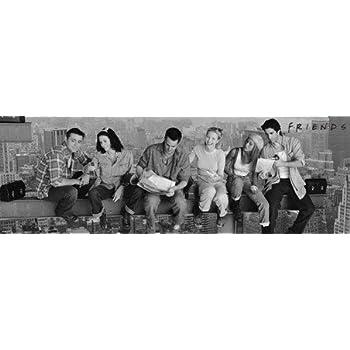 Poster série TV friends New York (53 x 158 cm)