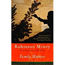 By Rohinton Mistry ( Author ) [ Family Matters Vintage International By Nov-2003 Paperback